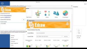 Edraw Max 10.1.3 Crack Plus License Key 2021 Latest Free Download