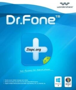 Wondershare Dr Fone Crack 10.5.0 Keygen + Serial Key Free Download