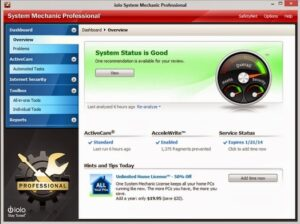 System Mechanic 20.5.0.8 Crack + Activation Key Free Download