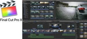 Final Cut Pro X 10.4.8 Crack + Keygen Free 2020 Download