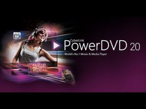 PowerDVD 20.1520 Crack Plus Serial Key with Torrent Free Download