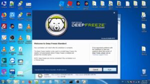 Deep Freeze Standard v8.62 Crack with Serial Key Free Download