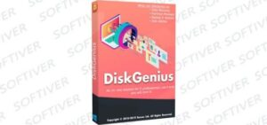 DiskGenius Professional 5.3.0.1066 Crack with Serial Key Free Download