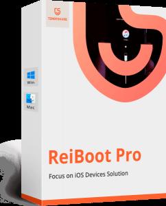 Tenorshare ReiBoot Pro 7.5.4.1 Crack Plus Registration Code Free Download