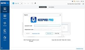 KeepVid Crack 7.5 with Registration Code 2020 Free Download