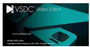 VSDC Free Video Editor 6.5.1.201 Crack Plus Activation Key [2020] Download