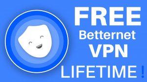 Betternet VPN Premium Crack 2020 Full Version Free Download