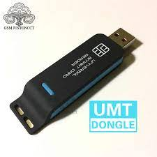 UMT Dongle 6.8.2 Crack With Latest Version [2021]Free Download