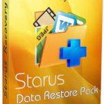 Starus Data Restore Pack Serial Key 3.3 + Keygen [2021]Free Download