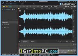 CyberLink AudioDirector Ultra 10.0.2228.0 Crack [Latest]Free Download